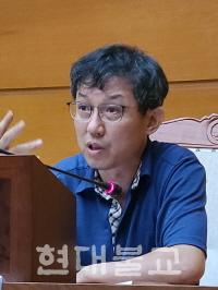 정영철 서강대 공공정책대학원 교수.
